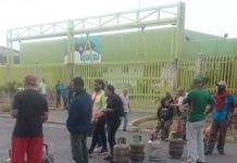 Protesta en Gasdrácula - Protesta en Gasdrácula