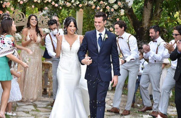 Hendrick Bages se casó