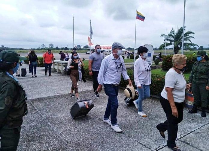 INAC suspende operaciones aéreas