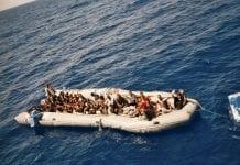 15 personas fallecieron en un naufragio Mar Mediterráneo