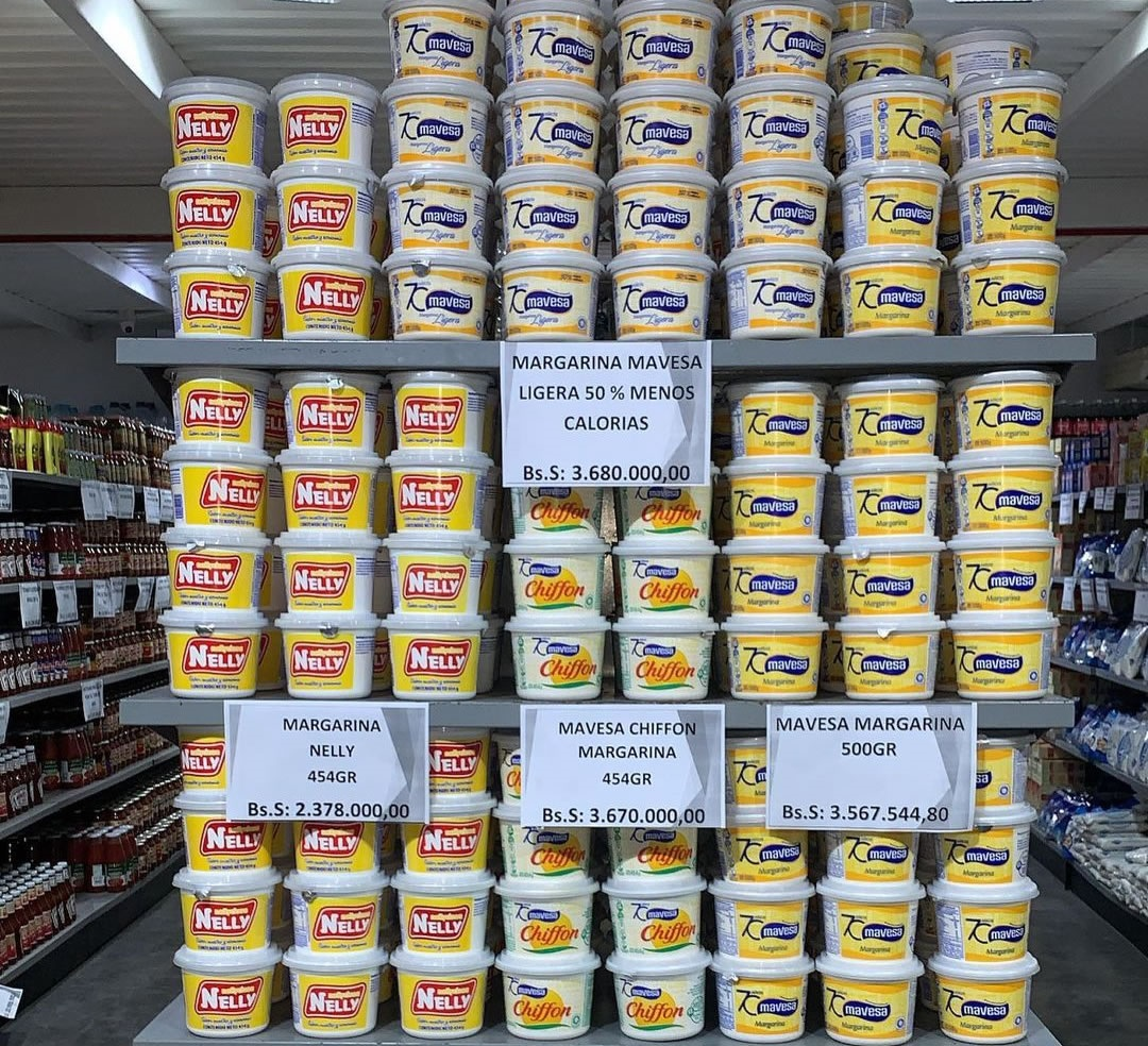 Precio de la mantequilla en Valencia - Precio de la mantequilla en Valencia