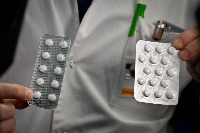 venta de medicinas para covid-19 sin permiso