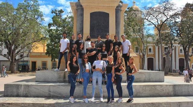 Aspirantes al Miss y Mister Turismo Carabobo