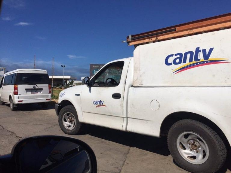 Fallas en CANTV se reportan en el estado Carabobo
