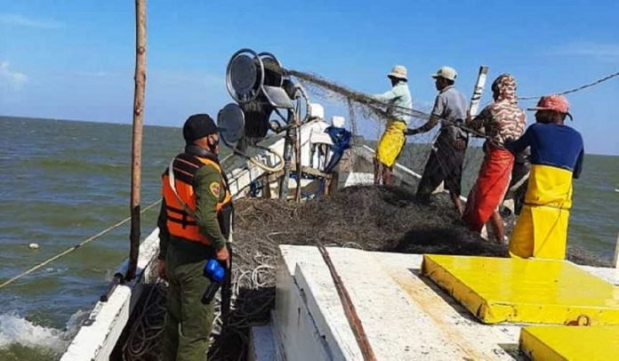 Venezuela liberó a los 12 pescadores guyaneses