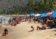 Asueto de carnaval en playas - Asueto de carnaval en playas