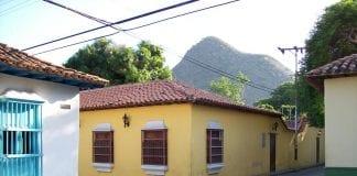 pueblo de Choroní - pueblo de Choroní