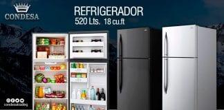 El nuevo refrigerador Condesa - Noticias24Carabobo