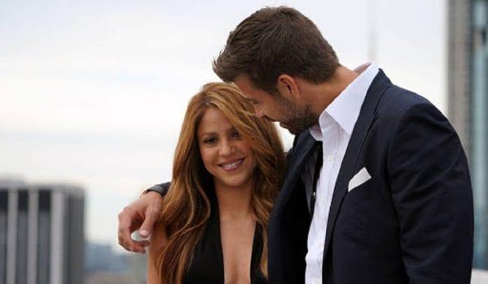 Shakira y Piqué - Shakira y Piqué