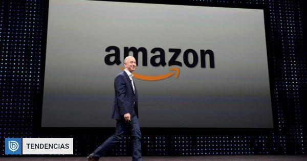 Jeff Bezos dejará de ser CEO de Amazon