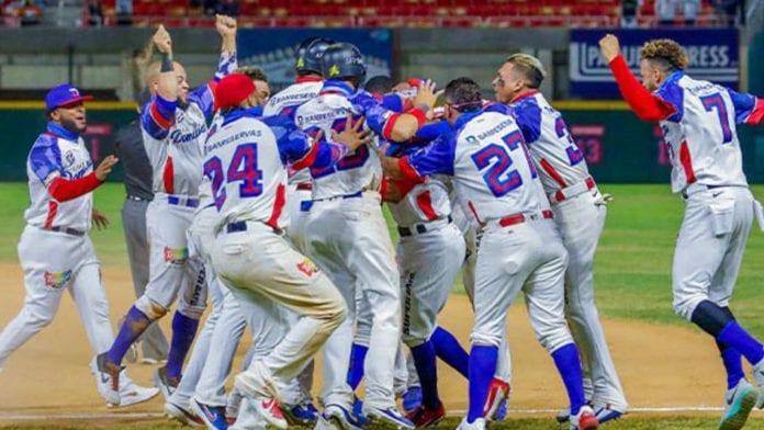 República Dominicana y Puerto Rico Serie del Caribe 2021