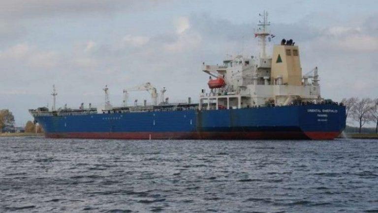 Dos tanqueros salieron de El Palito a Cuba con gasoil y crudo