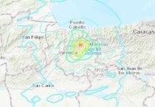 Fuerte sismo zonas de Carabobo - Fuerte sismo zonas de Carabobo