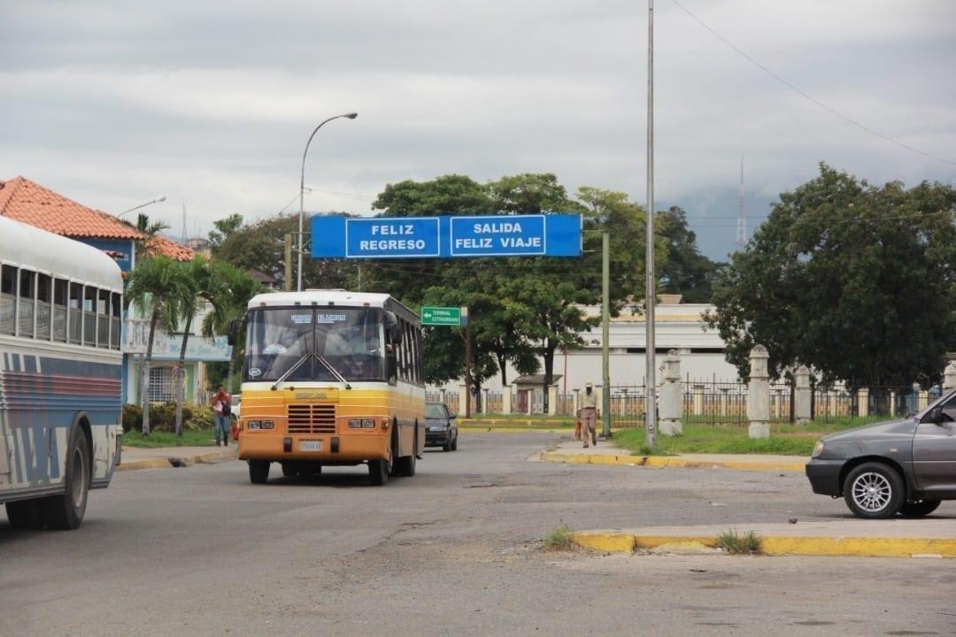 Pasaje de Valencia a Maracay - Pasaje de Valencia a Maracay