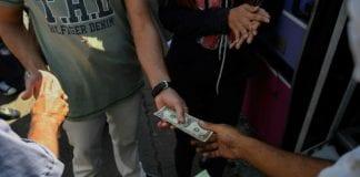 Transportistas casa de cambio falta de efectivo - Transportistas casa de cambio falta de efectivo