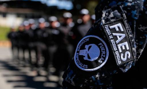 Detenido jefe de la FAES en Monagas