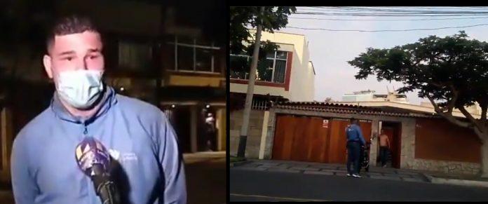 Hombre intentó asesinar a repartidor venezolano