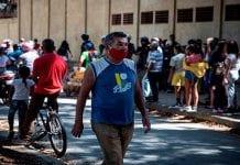 Venezuela registra 465 nuevos contagios - Venezuela registra 465 nuevos contagios