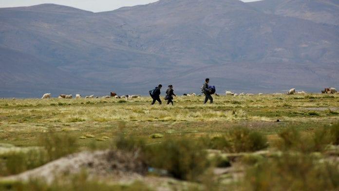 Migrante venezolano murió mientras cruzaba la frontera chile-bolivia