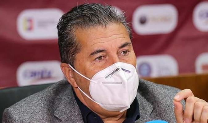 preparación de Venezuela para la Copa América 2021 josé peseiro