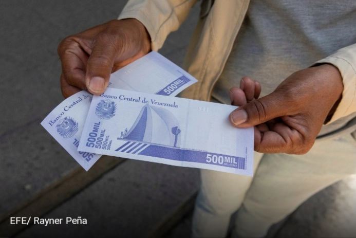 Comenzaron a circular los tres nuevos billetes