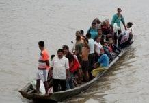 3.961 personas huyeron de Venezuela a Colombia por choques armados