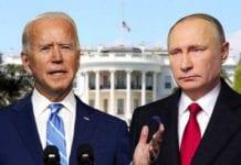Putin respondió a Biden