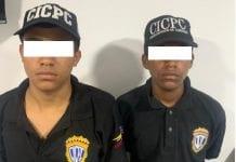Falsos CICPC en Petare - Falsos CICPC en Petare