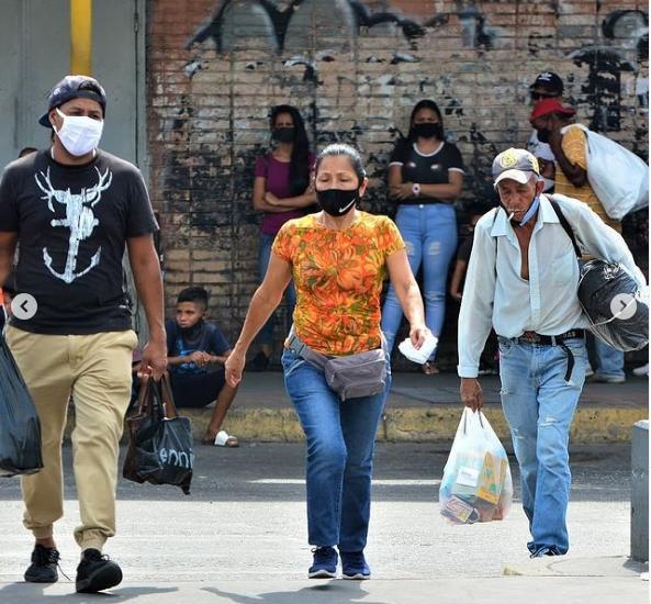 Venezuela registra un total de 175.812 casos de COVID-19