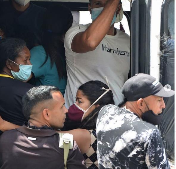 547 nuevos casos de COVID-19 en Venezuela