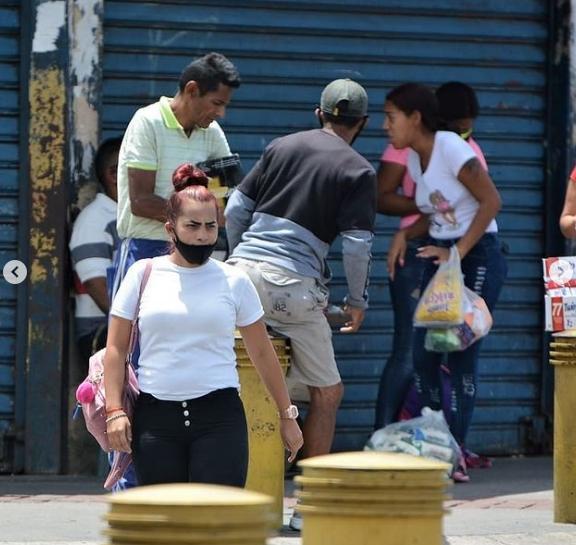 475 nuevos casos de COVID-19 en Venezuela