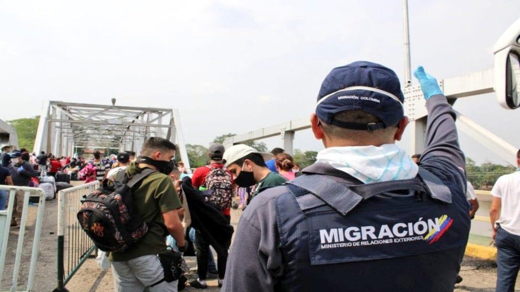 éxodo venezolano será la mayor crisis migratoria