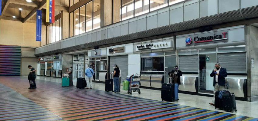 INAC habilita vuelos nacionales