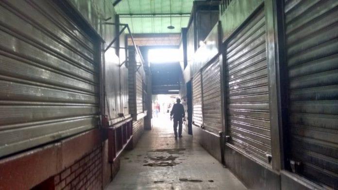 Mercado periférico de La Isabelica registra pérdidas - Mercado periférico de La Isabelica registra pérdidas
