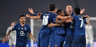 Porto eliminó a la Juventus liga de campeones