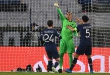 París Saint Germain y Liverpool Liga de Campeones