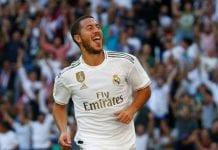 Eden Hazard sufrió una nueva lesión psoas Real Madrid
