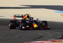 Max Verstappen consiguió la Pole Position gp de bahréin