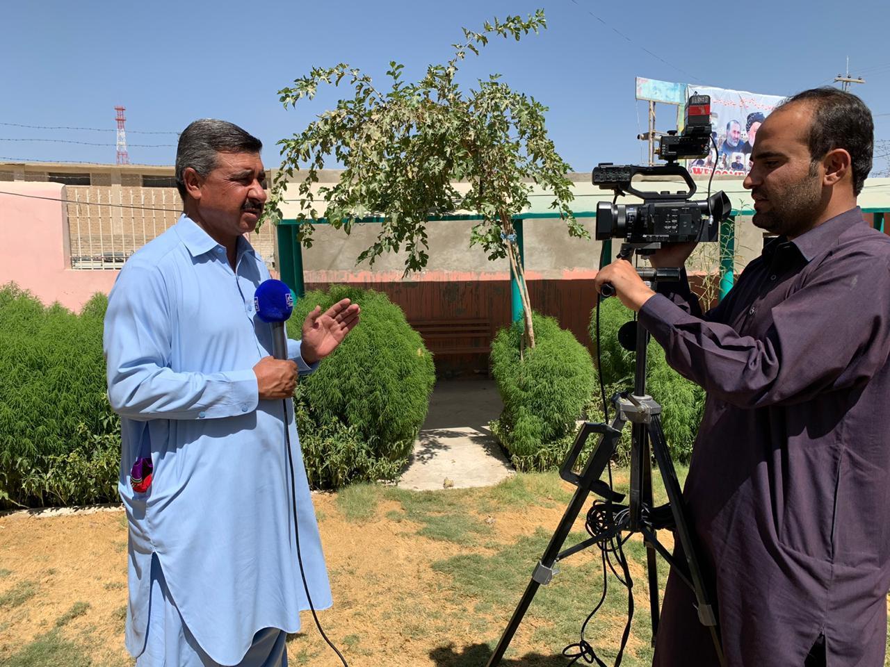 Guerra de Pakistán contra el periodismo - N24C