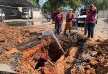 Plan Cayapa de reparación de tuberías