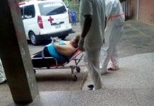 falta de oxígeno colapsa Hospital de Ocumare - falta de oxígeno colapsa Hospital de Ocumare