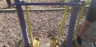 Parque Infantil de Las Cuatro Avenidas - Parque Infantil de Las Cuatro Avenidas