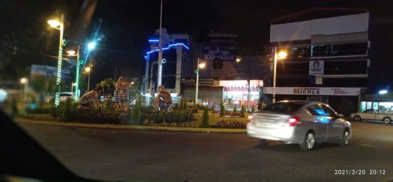 Santo Domingo de Los Colorados, la caja de colores de Ecuador