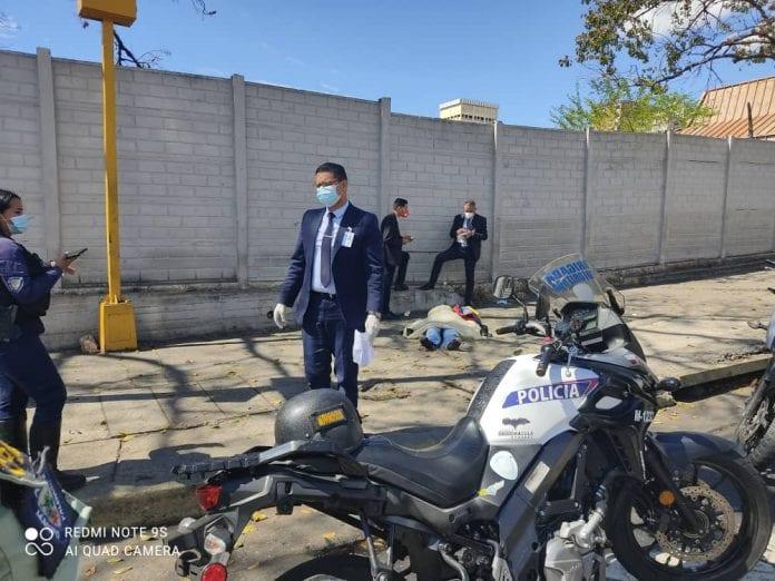 Falleció en la avenida Cedeño – falleció en la avenida Cedeño