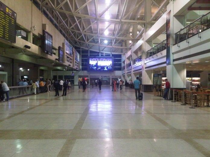 Habilitado laboratorio en el Aeropuerto de Maiquetía pruebas pcr