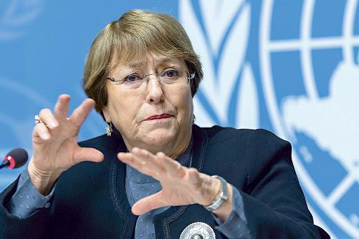 Informe Bachelet - Informe Bachelet