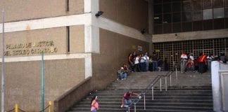 Actividades en el Palacio de Justicia de Carabobo suspendidas - Actividades en el Palacio de Justicia de Carabobo suspendidas