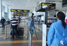 Panamá suspende ingreso de pasajeros