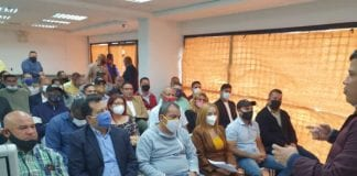 Primero Venezuela exige cese del bloqueo