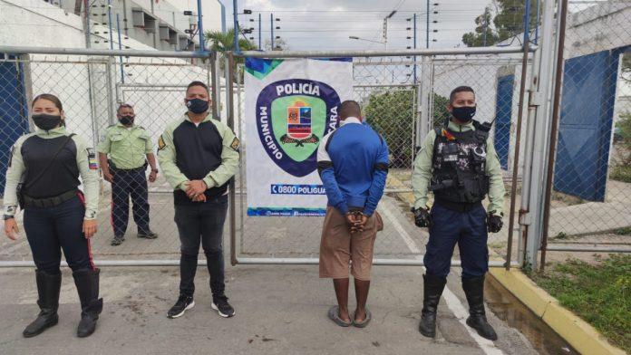 Detenido sujeto que abusaba de su hijastra en Guacara